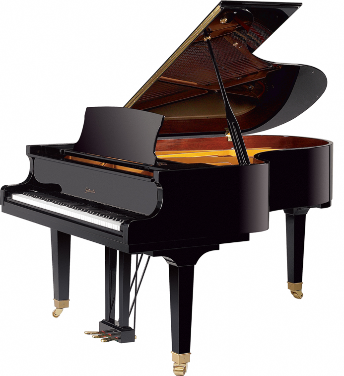 Ritmuller 188cm Grand Piano Black NEW